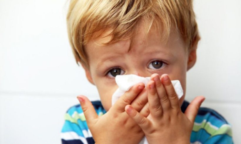 Prevenzione influenza bambini